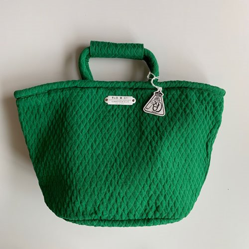 R&D.M.Co-  materlasse marche bag(green)