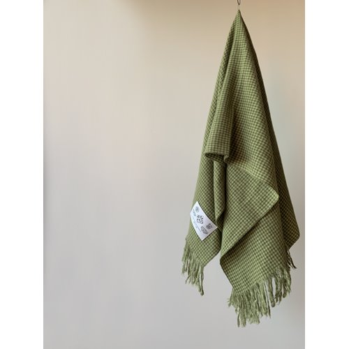 R&D.M.CO- wool shawl & blanket