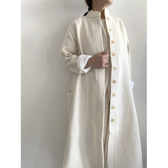 khadi and co wool coat(30%)