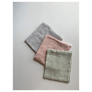 R&D.M.Co- linen multi cloth(3 color)