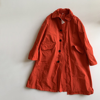 R&D.M.Co-  GARMENT DYE COAT