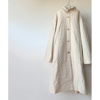 khadi and co quilted coat
