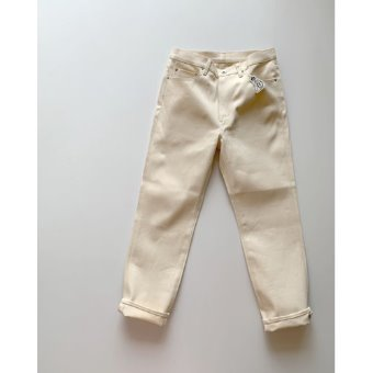 R&D.M.Co-  natural denim pants