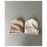 mature ha. pleats knit cap (2 color)