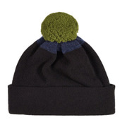 Top Spot Hat Plain Pompom(black&cosmos)