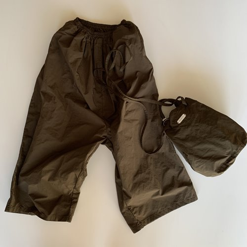 R&D.M.Co-  garment dye gom pants