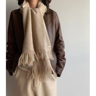 R&D.M.Co-  wool cloth muffler