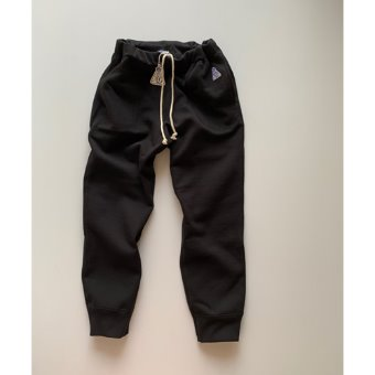 R&D.M.Co-  compact tapered sweat pants